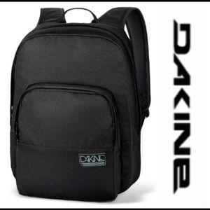 Black Dakine Backpack